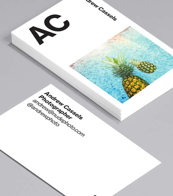 Business Card designs - Mis En Place