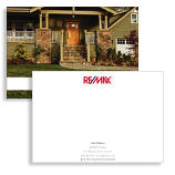 RE/MAX New Home Anniversary with Photo