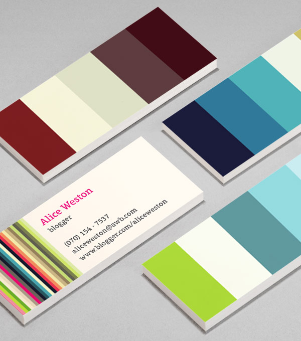 MiniCard designs - COLOURLovers Classic