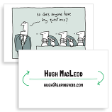 gapingvoid for Business preview