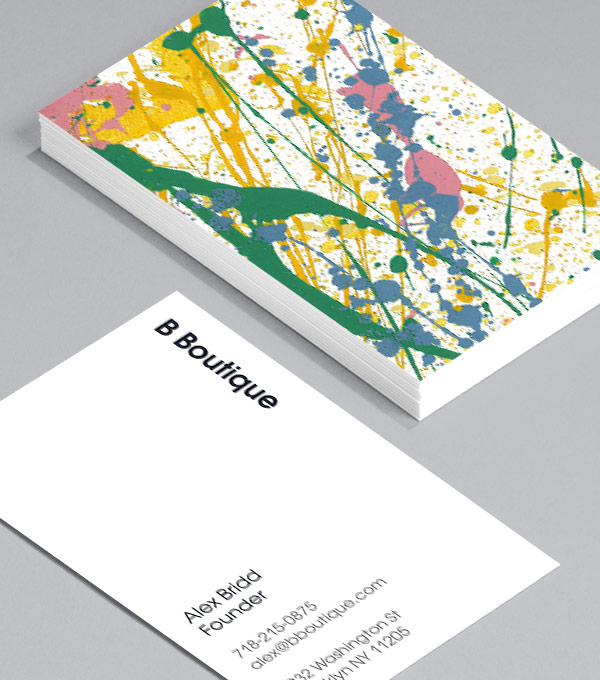 Business Card designs - Creative expression