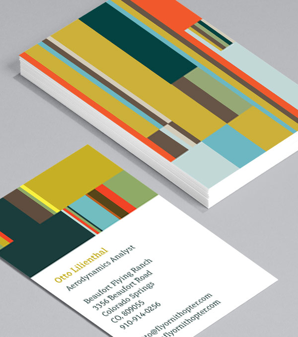 Business Card designs - Province Autumn