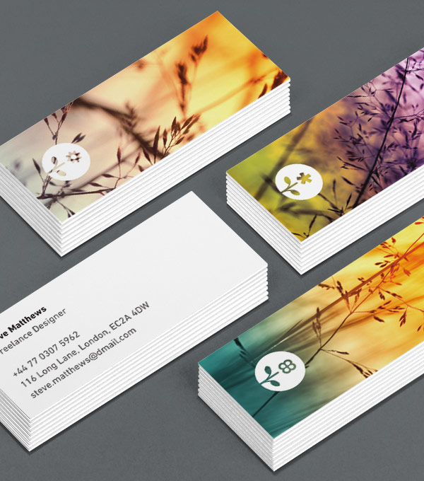 MiniCard designs - Beauty Salon