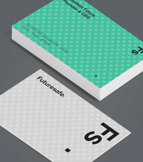 Business Card designs - Future Proof