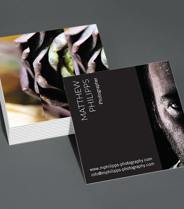 Browse square business card design templates moo united states triptych reheart Choice Image