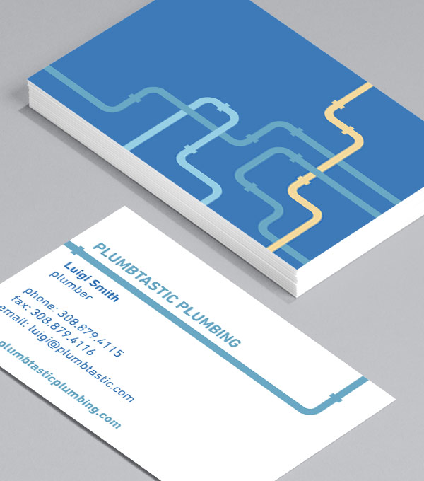 Business Card designs - Let's Get Piping