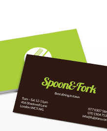 Business Card designs - Culinary Couture