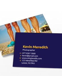 Preview image of Business Card design 'Kevin Meredith'