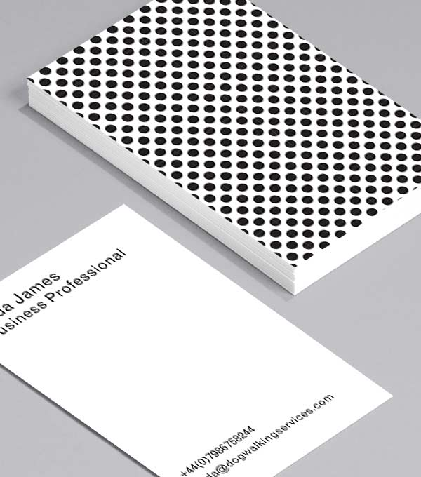 Business Card designs - Spot Check
