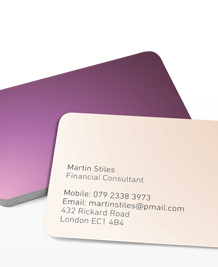 Preview image of Business Card design 'Modern Minimalism'