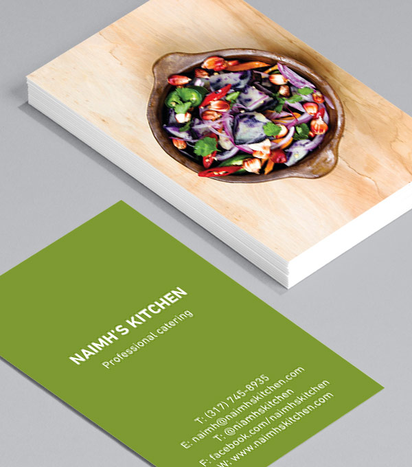 Business Card designs - Hearth To Table