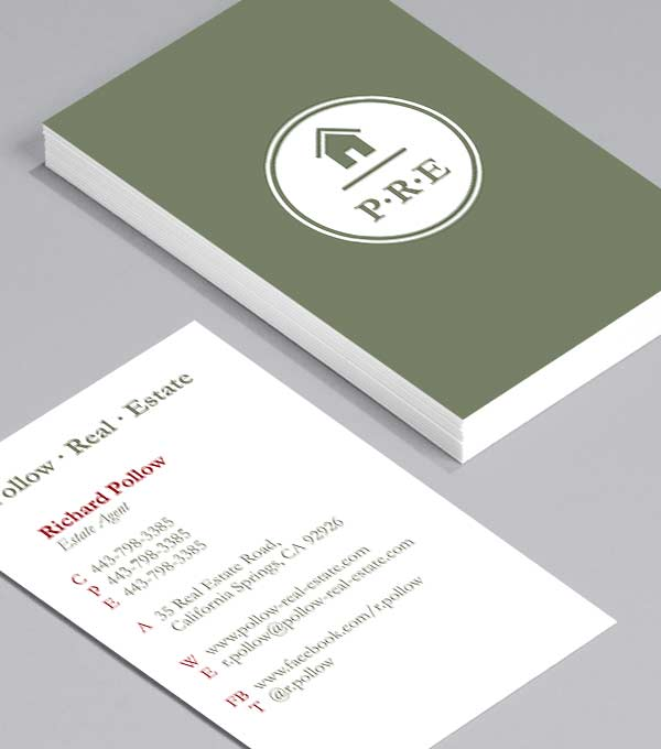 Business Card designs - Ring My Bell