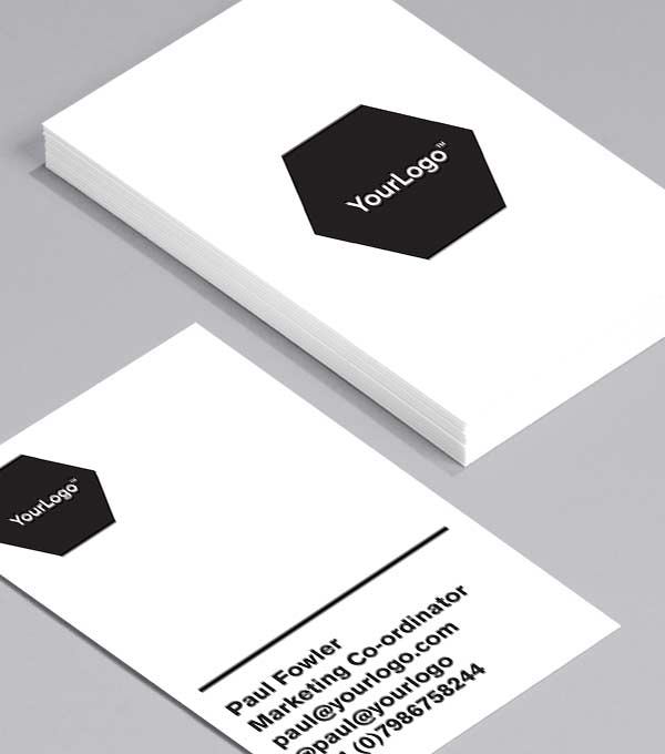 Business Card Designs Logo
