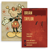 Brian Taylor Tattoons preview