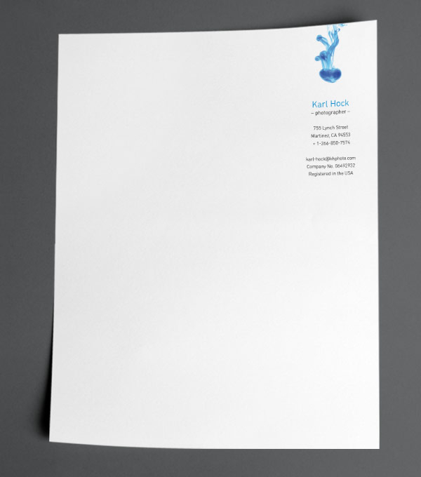 Browse Letterhead Design Templates | MOO (United States)
