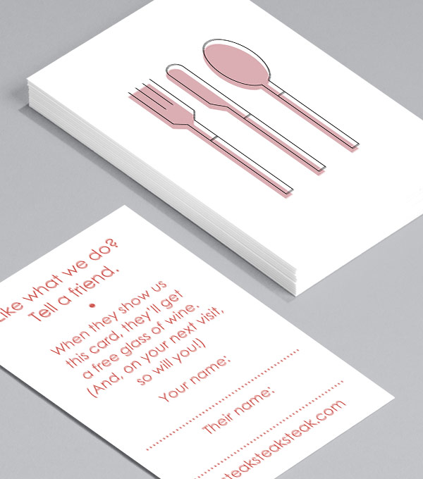 Business Card designs - Always Time For Chic