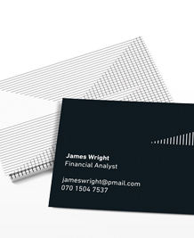 Preview image of Business Card design 'Optical Illusions'