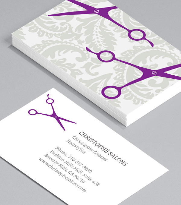 Business Card designs - Cut and Colour?