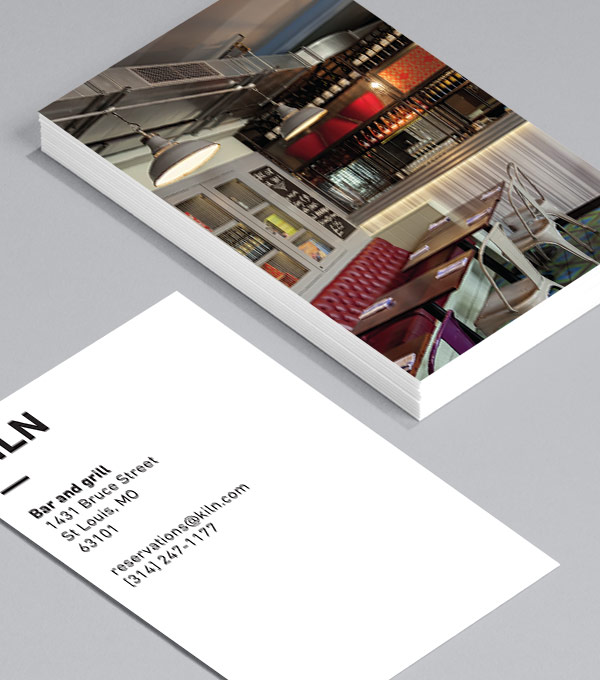 Business Card designs - Interior Dine