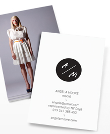 Business Card designs - Porthole Portfolio