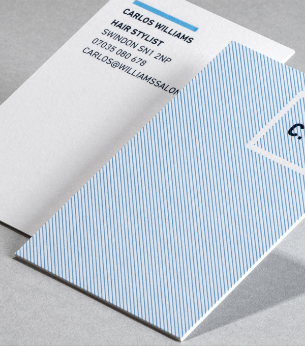 Business Card designs - Parallel press