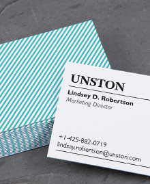 Business Card designs - Contrast-Blast