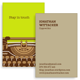 Stay in touch preview