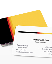 Preview image of Business Card design 'City Slicker'