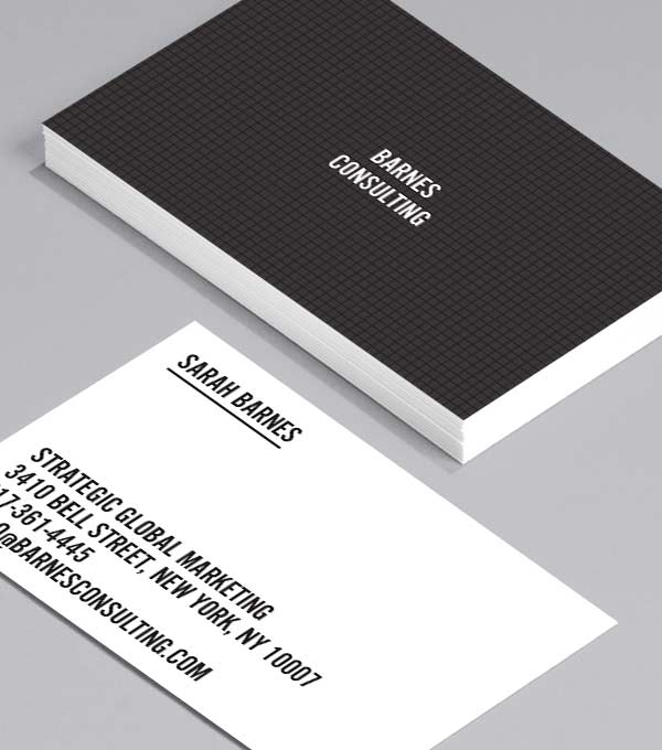 Browse Business Card Design Templates MOO United States - Business card template app
