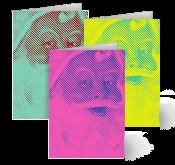 Striped Santa