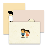 Forever Friends, Postcards