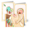 Silviastella, Greeting Cards