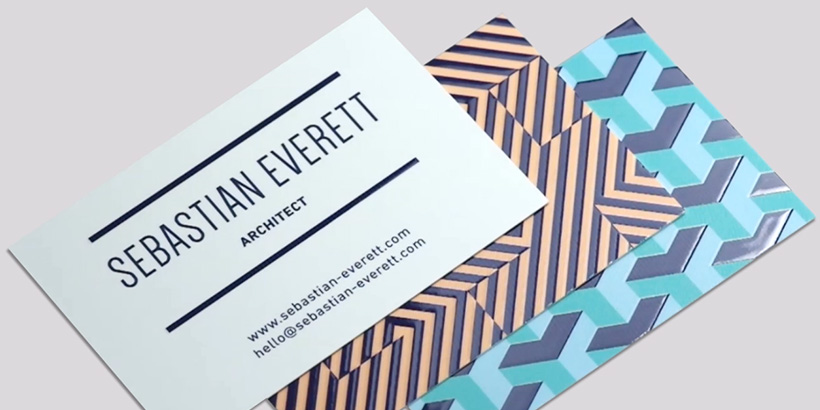 Foil Business Cards | Spot UV Business Cards | MOO (United States)
